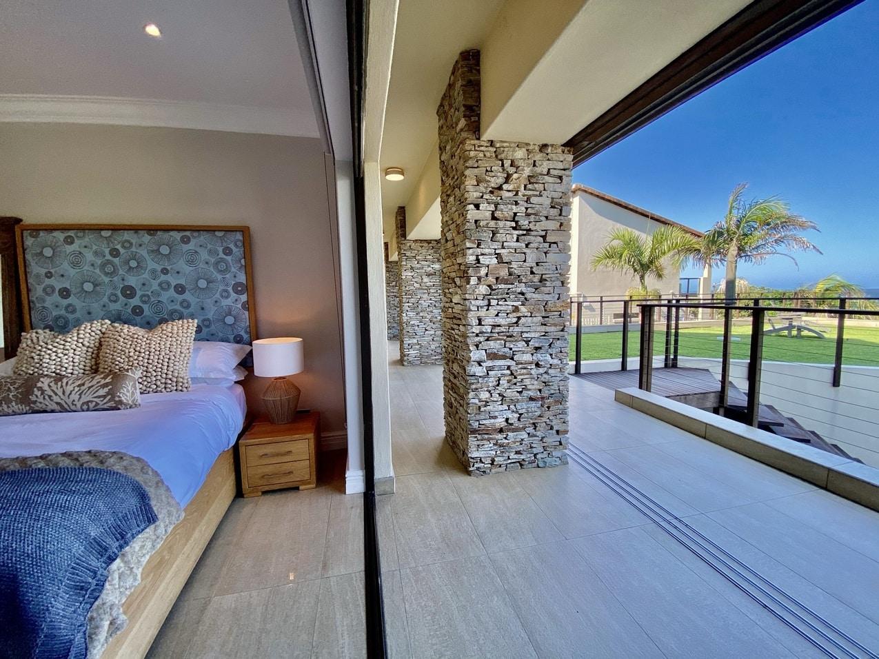 Ballito Beach House Villa Jellyfish Room 3JPEG