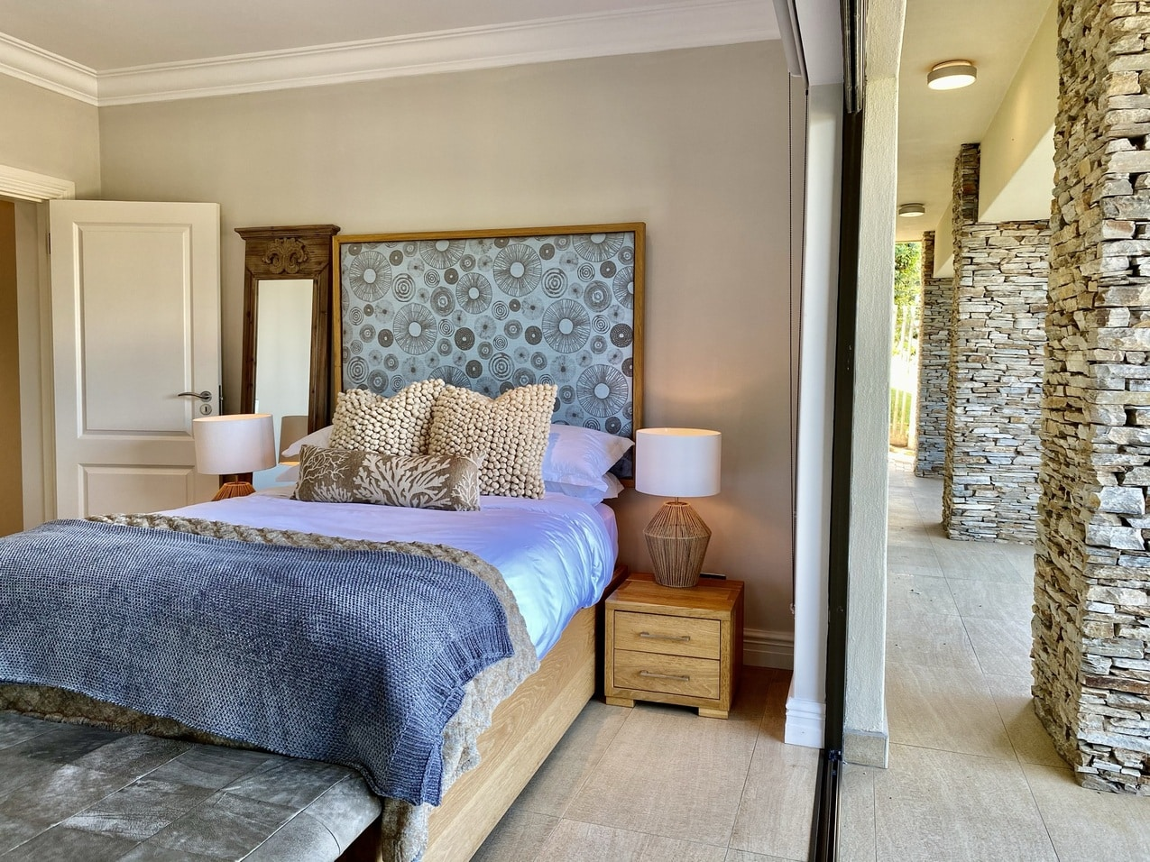 Ballito Beach House Villa Jellyfish Room 4JPEG
