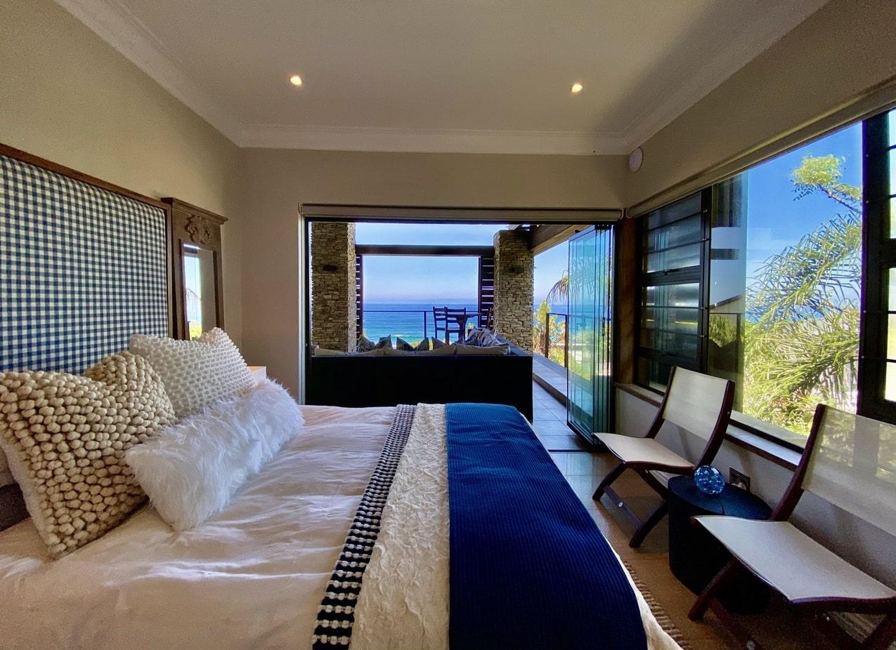 Ballito Beach House Villa Ocean View Room 1JPEG