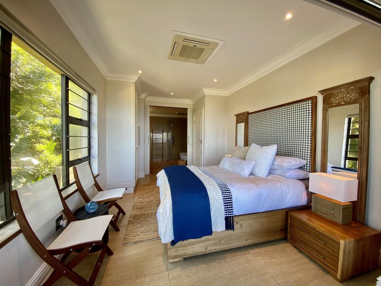 Ballito Beach House Villa Ocean View Room 3JPEG