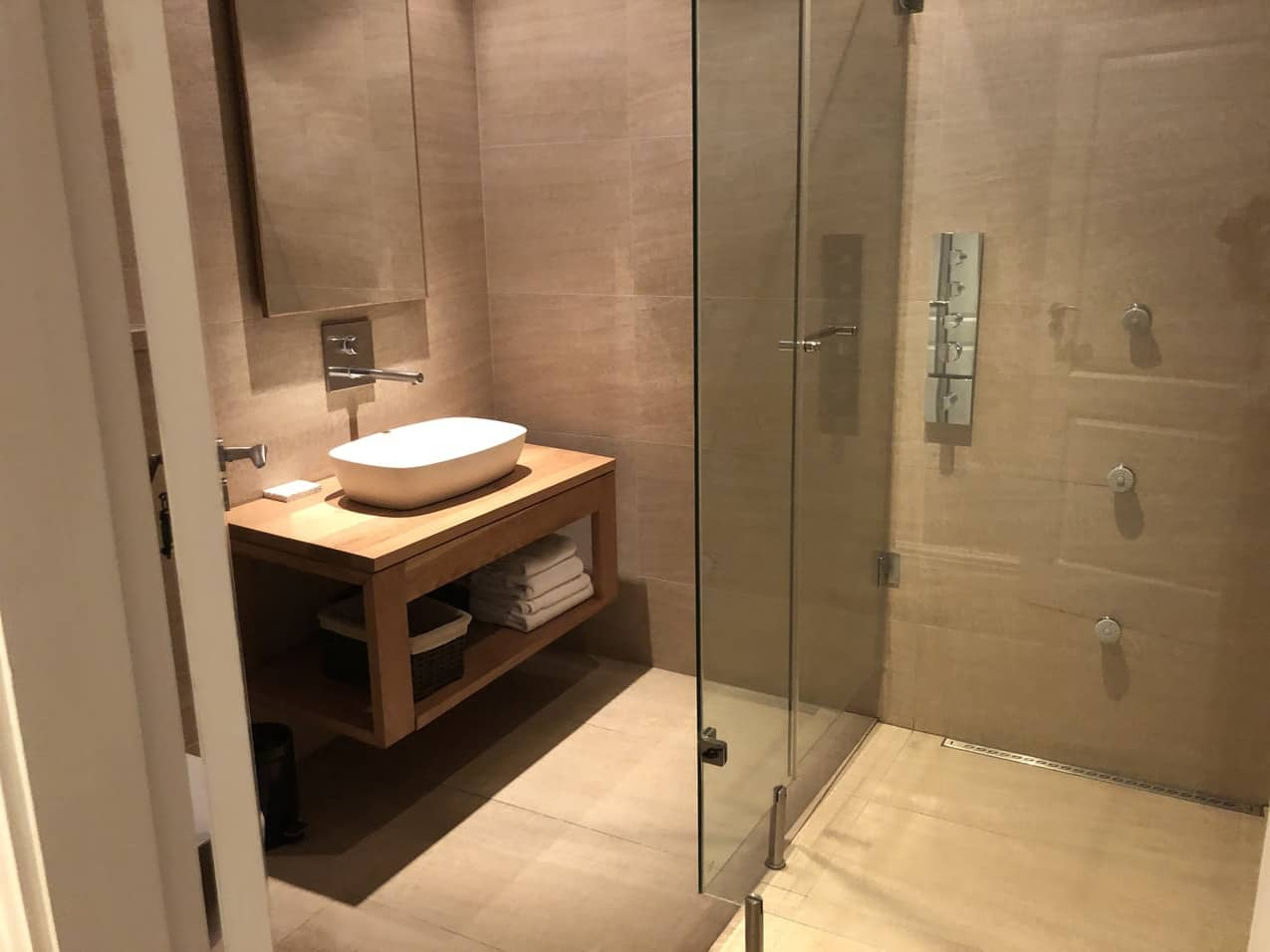 Ballito Beach House Villa Off Suite Bathroom 1JPG