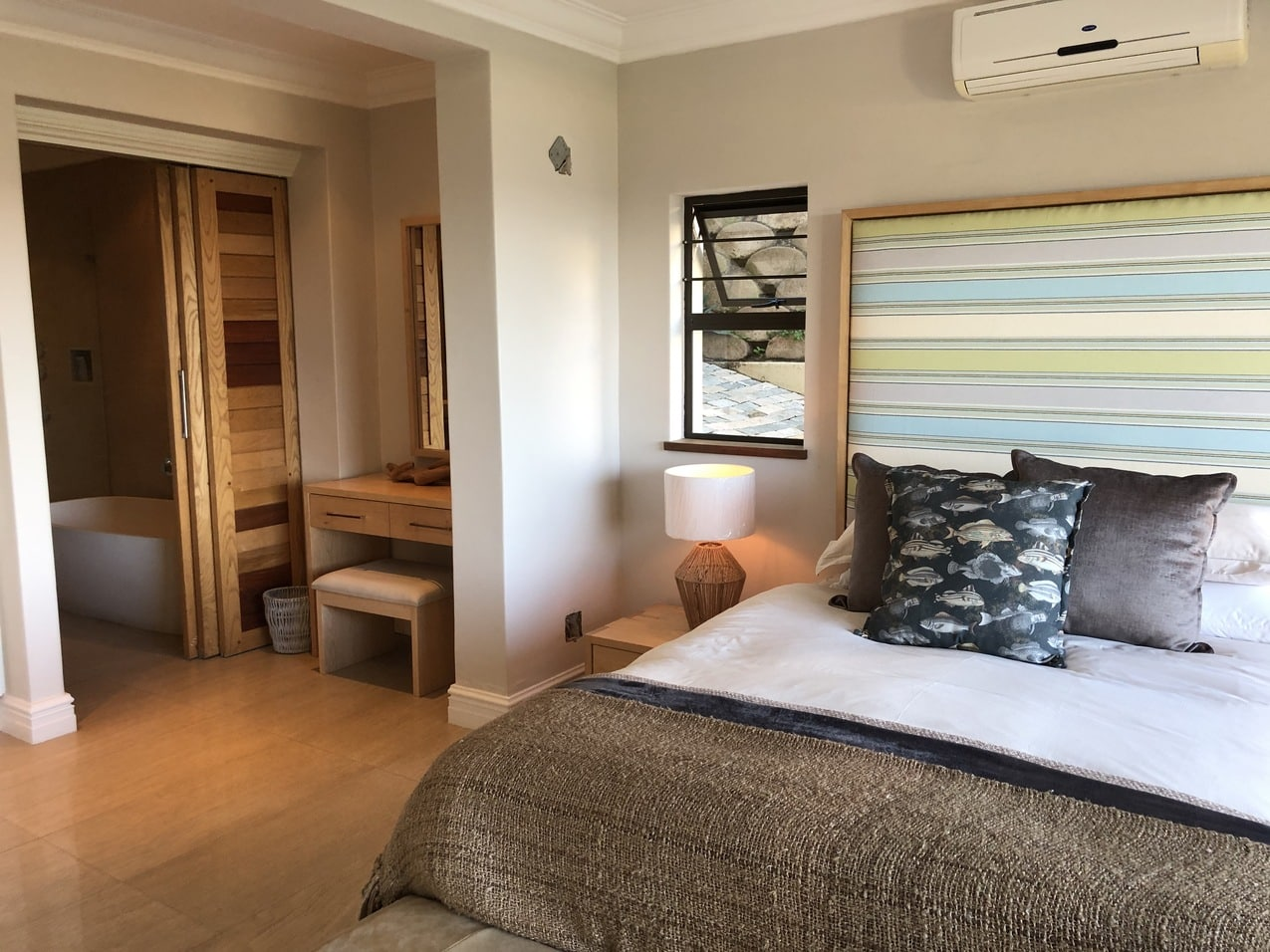 Ballito Beach House Villa Sea Breeze Room 6JPG