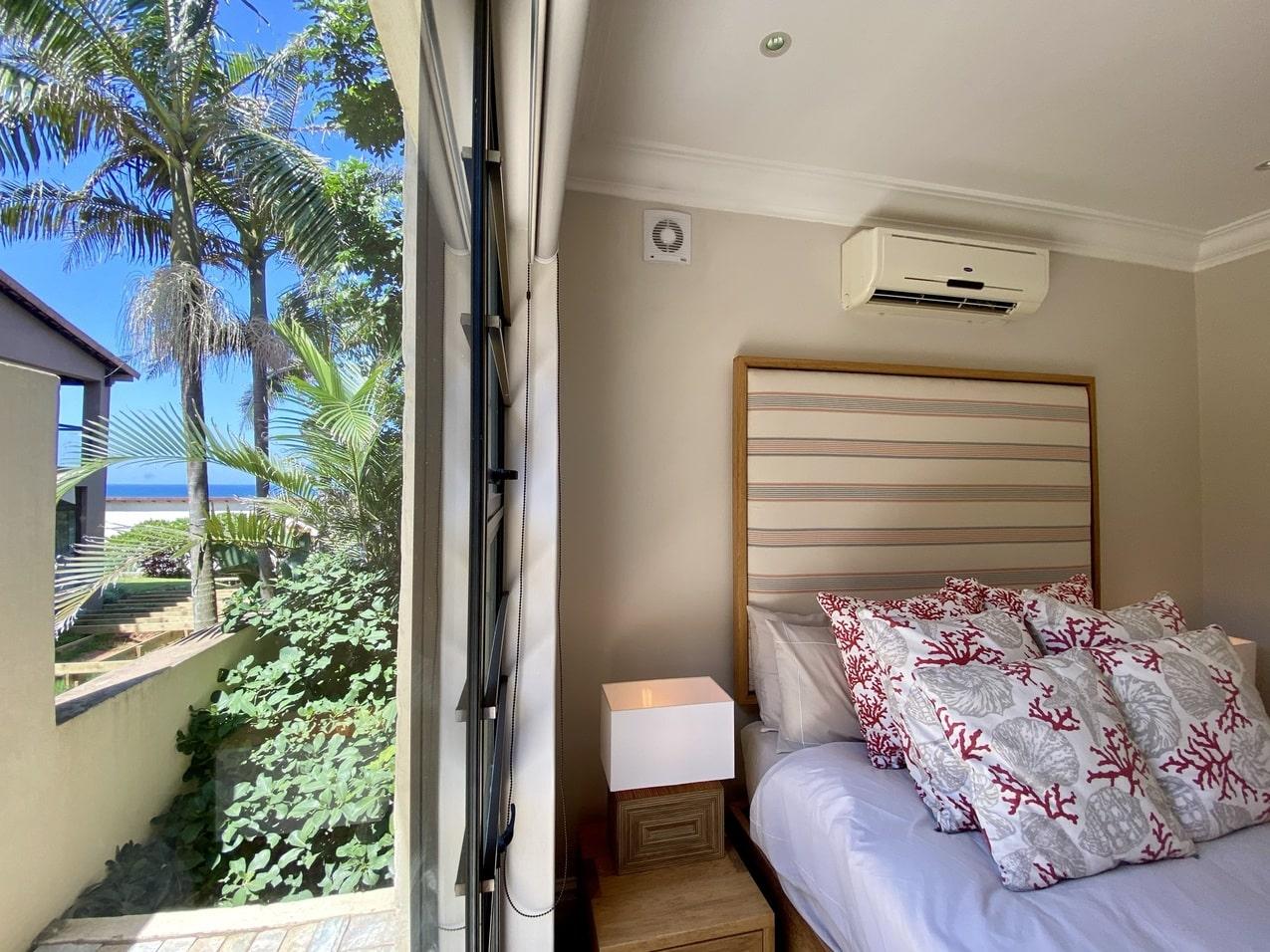 Ballito Beachfront Cottage Coral Room 2JPEG