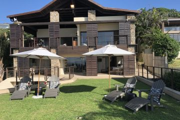Ballito Beach House Villa Exterior 6JPG