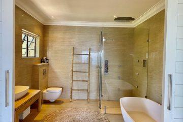 Ballito Beach House Villa Ocean View Bathroom